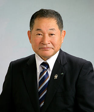 宇都宮農業協同組合 代表理事組合長 芝野 三郎
